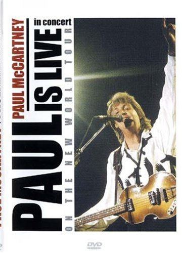 Paul McCartney - Paul Is Live in Concert (1993)