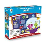 Carson Dellosa Center Solutions Math File Folder Games, Kindergarten (CDP140305)