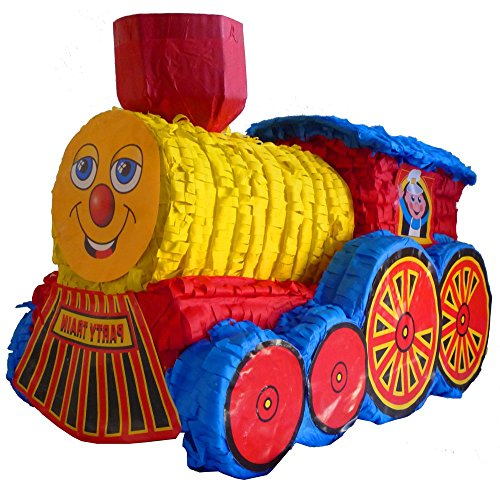 Deluxe Train Pinata (Train Centerpieces)