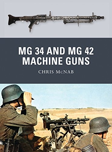 Download MG 34 and MG 42 Machine Guns (Weapon) PDF