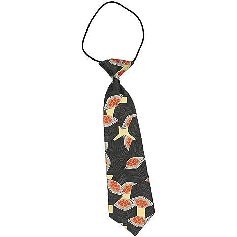 Corbata de corbata de comida japonesa de sushi para niños con ...