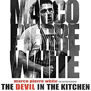 The Devil in the Kitchen Hörbuch