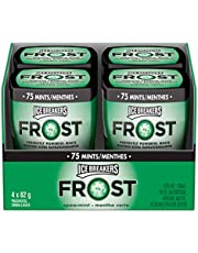 ICE BREAKERS Frost Mints, Spearmint, Sugar Free, 82g (4 Pack)