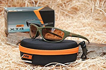 37312f4934 Image Unavailable. Image not available for. Colour  Fox XT4 Polarised  Sunglasses ...