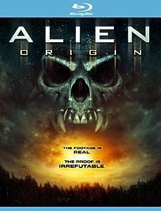 Cover Image for 'Alien Origin'
