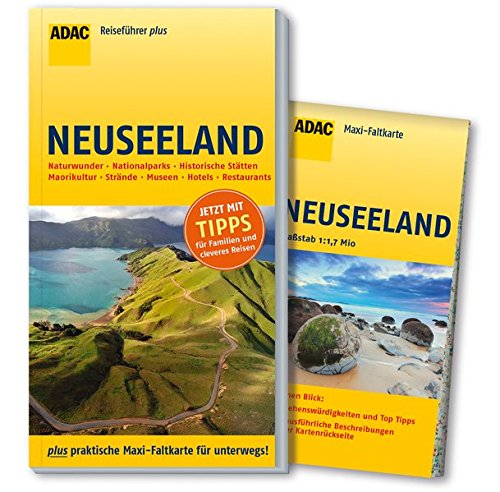 adac-reisefhrer-plus-neuseeland-mit-maxi-faltkarte-zum-herausnehmen