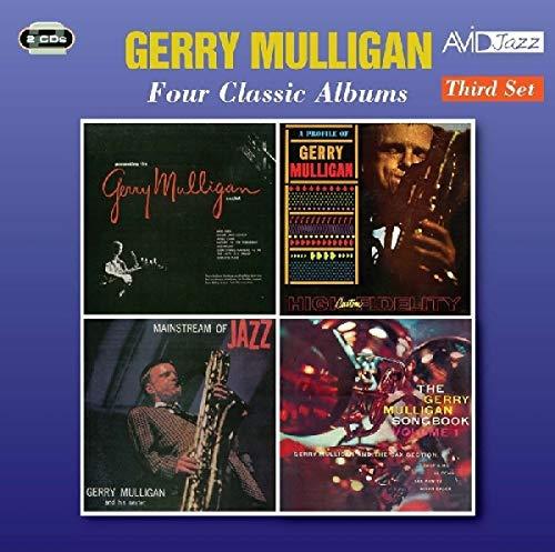 (Presenting Gerry Mulligan Sextet/Profile Of Gerry Mulligan /Mainstream Of Jazz/Mulligan Songbook)
