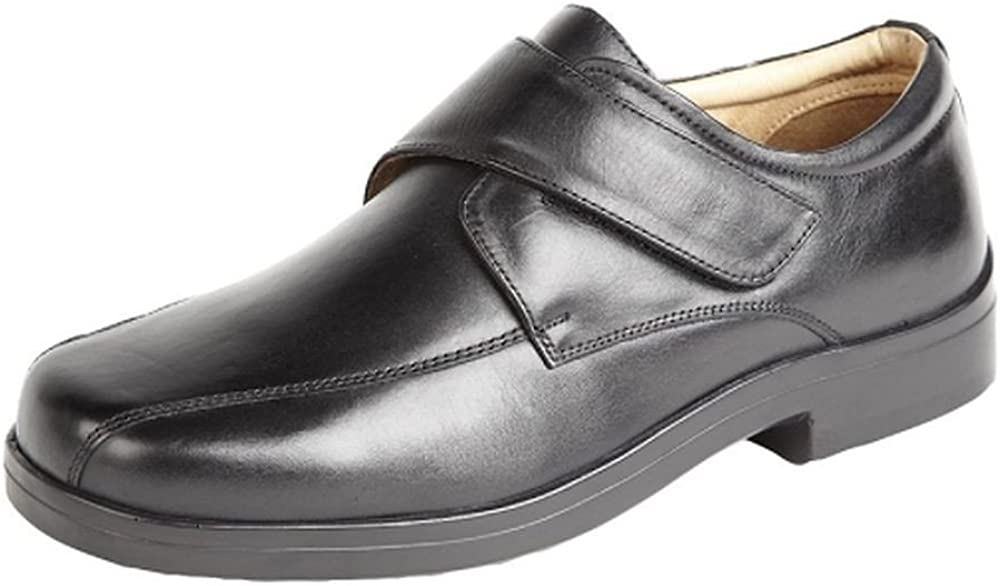 Roamers Mens Soft Leather XXX Extra