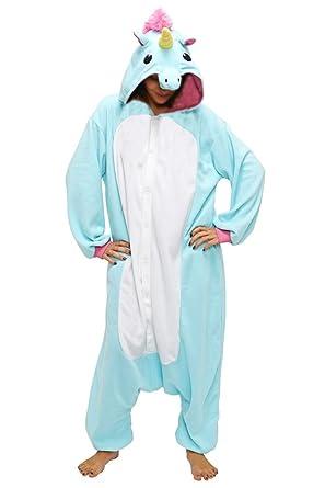 Anbelarui Tier Skelett Pinguin Dinosaurier Panda Einhorn Kostum