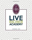 Live Richer Academy Notebook