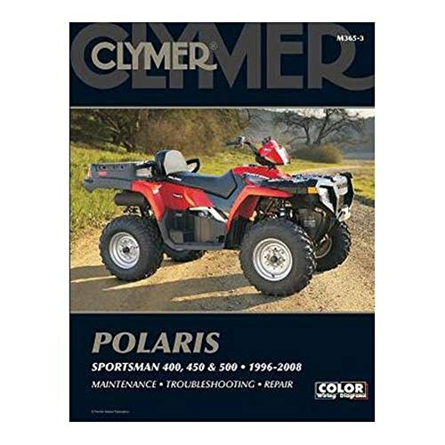 Clymer Repair Manual M365-3 by Clymer (Image #1)