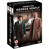 George Gently Series One, Two, Three and Four