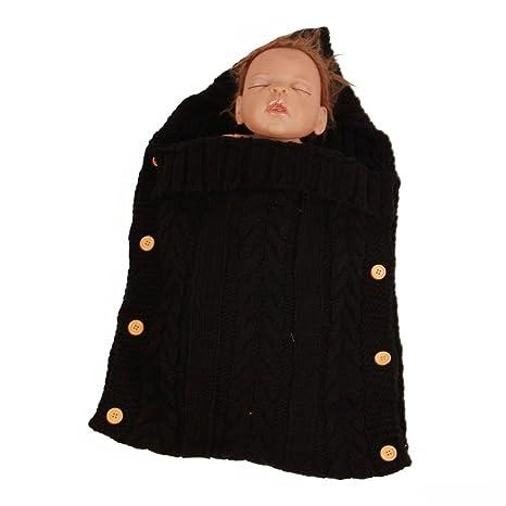 Saco de dormir, yeahibaby Saco de dormir para bebé manta térmica para cochecito para 1