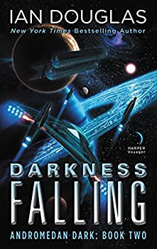 Darkness Falling by Ian Douglas science fiction book reviews
