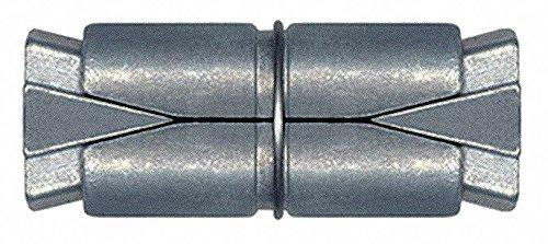1-3/16'' Zinc Alloy Expansion Anchor, 5/16'' Internal Thread Dia., 25 PK