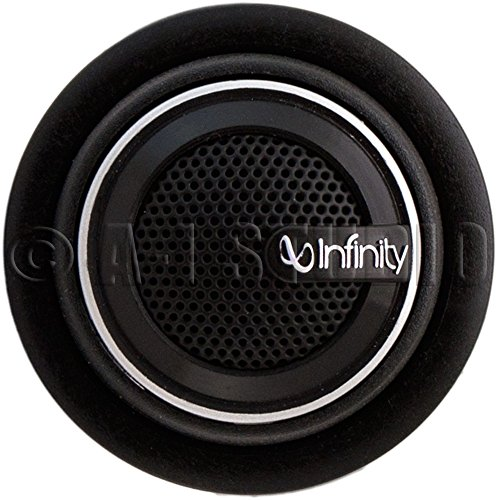 Infinity REF-075TX 3/4 Inch Textile Dome Tweeters by Infinity (Image #1)