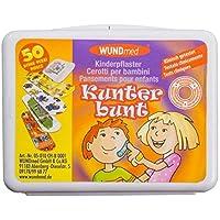 WUNDmed-Apósitos para niños(caja de 50unidades)