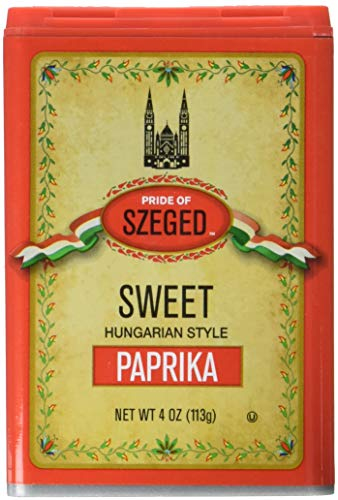 Szeged Sweet Paprika Seasoning Spice