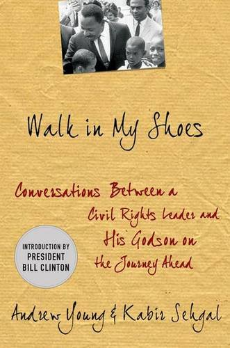 Walk in My Shoes: Conversations between a Civil Rights Legend and his Godson on the Journey Ahead Pacific Coast Jellyfish