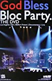 Bloc Party - God Bless Block Party - Poster - New - Rare - Live - Los Angeles - Belfort - Angel Range - Kele Okereke - Russell Lissack - Gordon Moakes - Matt Tong