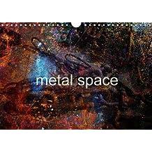 metal space 2016: Metal surreal universe. Dark souls in the shipyard of Mario Rosanda Ros imagination.