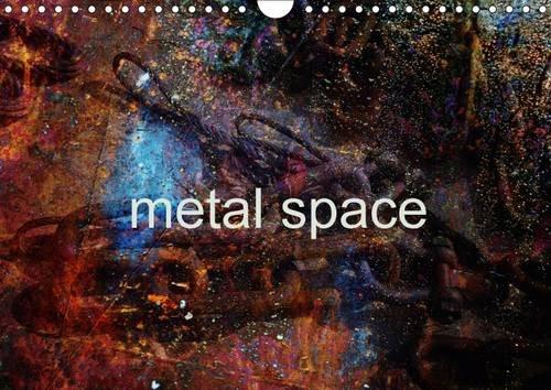 Metal Space 2016  Metal Surreal Universe. Dark Souls In The Shipyard Of Mario Rosanda Ros Imagination.  Calvendo Art