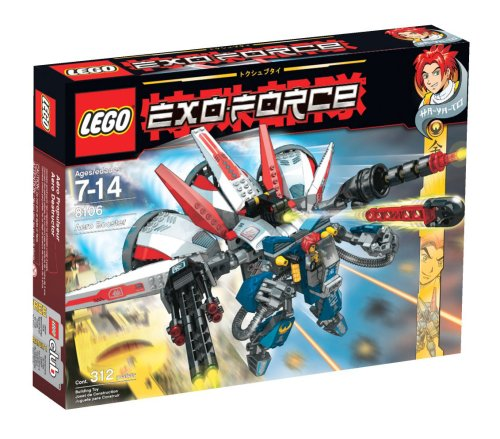 Top 9 Best LEGO Exo-Force Sets Reviews in 2020 7
