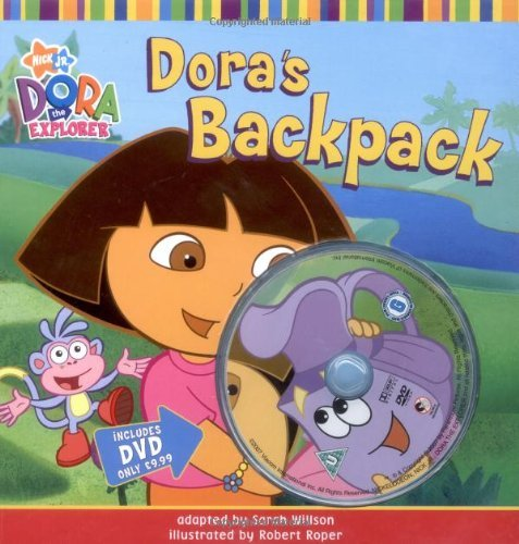 Read Online Dora's Backpack Book (Dora the Explorer) by Nickelodeon (2007-10-01) pdf