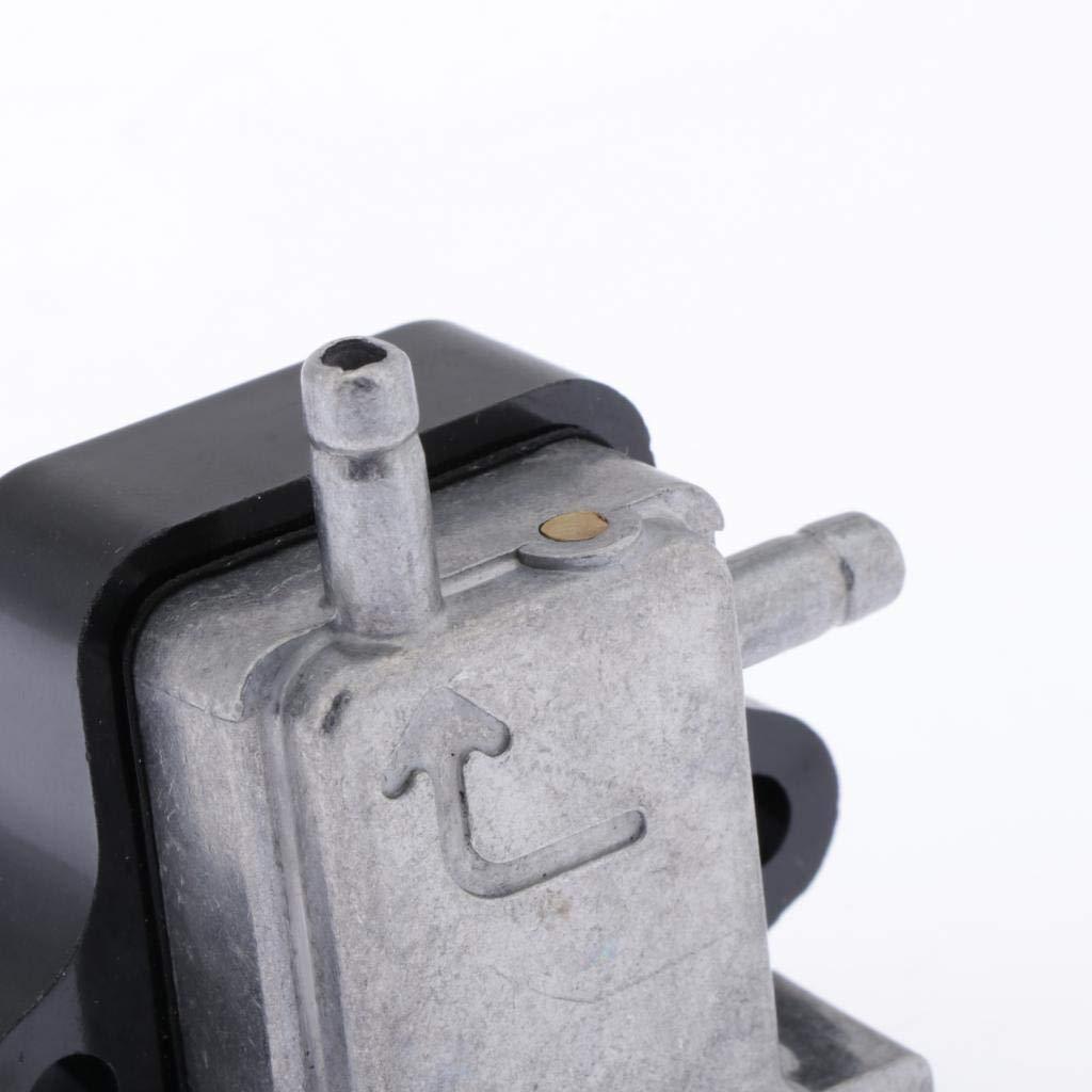 H HILABEE Benzin Kraftstoffpumpe Pumpe f/ür Mercury Outboard