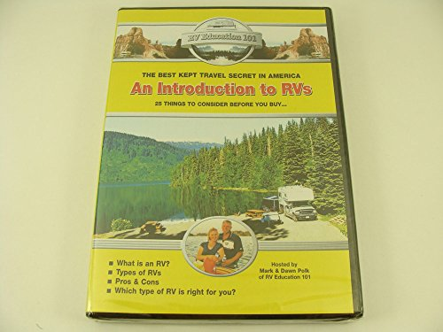 The Best Kept Travel Secret In America - An Introduction To RV's DVD RV Education 101