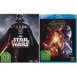 Blu-ray Set * Star Wars Saga I-VI+VII (Teil 1+2+3+4+5+6+7) * (inkl. Das Erwachen der Macht)