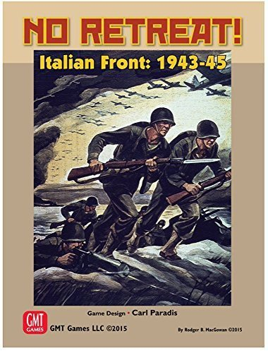 No Retreat 4: The Italian Front (No Retreat Board Game)