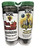 Wonder Soil Expanding Coco Coir Booster and City