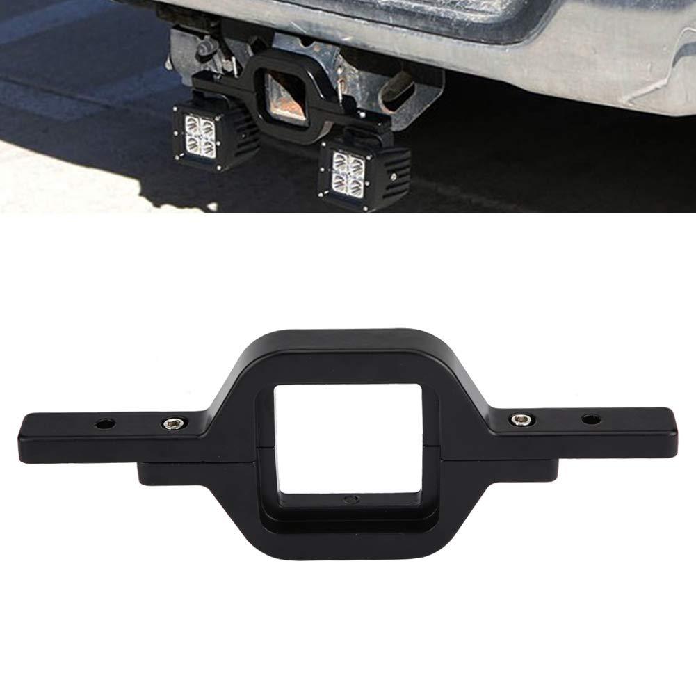 EBTOOLS Anh/ängerkupplungs-Montagehalterung Universal-Aluminiumlegierungs-Anh/ängerkupplungs-Montagehalterung f/ür LKW-Anh/änger RV SUV Pick Up Reverse Search Off Road Lights
