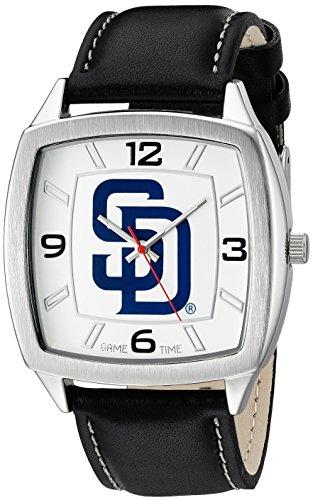 Game Time Men's MLB Retro Series Watch - San Diego ()