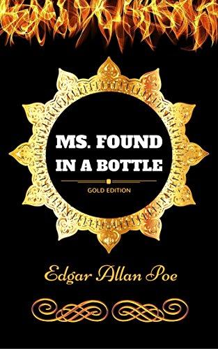 edgar allan poe ms found in a bottle