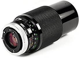 VIVITAR Series 1 VMC 70-210mm Constant F/3 5 Zoom Lens Macro Focusing for  Canon FD Mount, Made by Kiron / Kino Precision in Japan