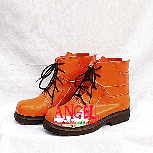 【サイズ選択可】女性24.5CM B1B00170 コスプレ靴 ブーツ ファイナルファンタジー ティファ B01GZNKR62 女性24.5CM  女性24.5CM