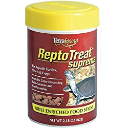 TetraFuana ReptoTreat Suprema for Aquatic Turtles/Newts/Frogs