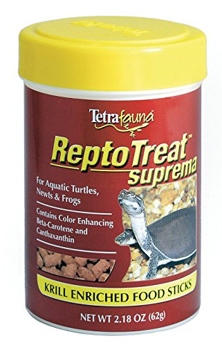 TetraFuana ReptoTreat Suprema for Aquatic - Eastern Turtle Painted