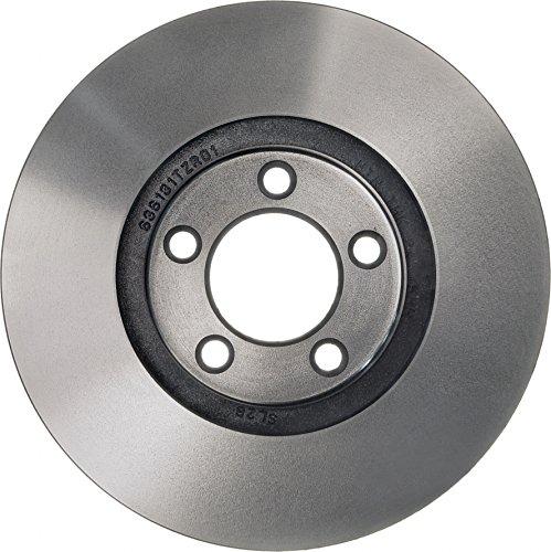 ium Brake Rotor, Front ()