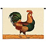 Fine Art Tapestries 6046-WH Small Wall Tapestry, 31-Inch by 40-Inch