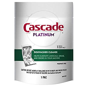 Cascade Platinum 10037000980350 Dishwasher Cleaner