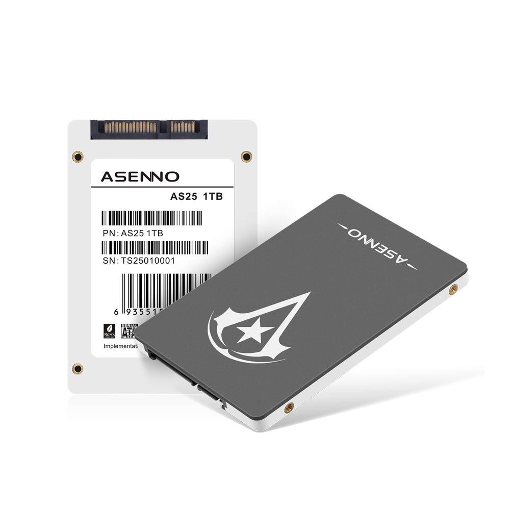 ASENNO 1TB 960GB 2.5 pollici SSD con 1024M di memoria SATAIII 6GB s per lintero disco rigido per PC desktop Tablet PC