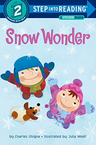 Snow Wonder (Step into Reading)