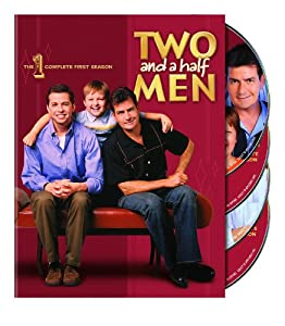 Two And A Half Men The Complete First Season from Warner Home Video