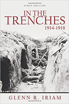 Book In the Trenches 1914 - 1918