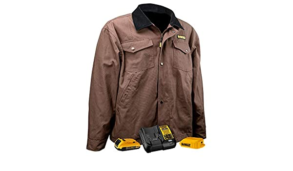 0389e3c7b09 DEWALT DCHJ083TD1-3X Heated Barn COAT