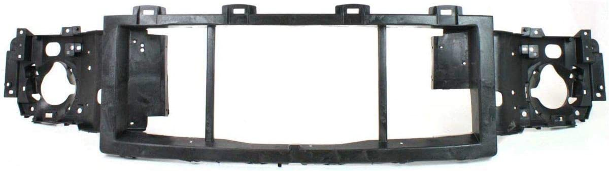 Amazon Com Header Panel For 1999 2004 Ford F 250 F 350 Super Duty Grille Fits F81z8a284aa Automotive