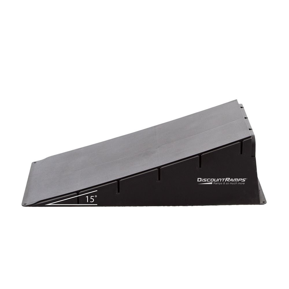 Discount Ramps SK-78800 Black 10'' High Skateboard Launch Ramp by Discount Ramps (Image #3)